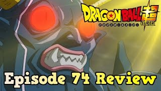 Download Dragon Ball Super Episode 74 Review: For The Sake of Those He Loves! Indomitable Great Saiyaman!! Video