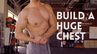 Download 4 Minute CHEST and Tricep Tabata Workout, At Home, No Equipment Required Video