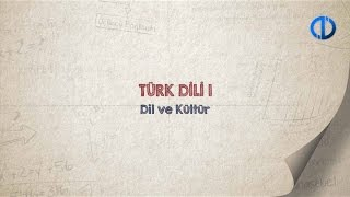 Download TÜRK DİLİ I - Ünite 1 Konu Anlatımı 1 Video
