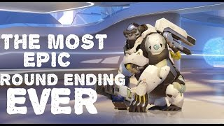 Download Overwatch Twitch Highlights: THE CLOSEST ROUND ENDING EVER!!! Video