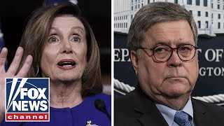 Download Trey Gowdy reacts to Pelosi calling AG Barr a 'rogue attorney general' Video