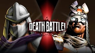 Download Shredder VS Silver Samurai | DEATH BATTLE! Video