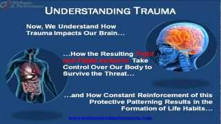 Download Understanding Trauma: How Stress and Trauma Cause Chronic Pain, Anxiety, Depression, & PTSD Video