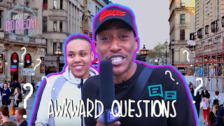 Download Asking Awkward Questions | In SHEPHERDS BUSH With Yung Filly Video