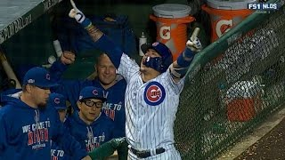 Download SF@CHC Gm1: Baez breaks the tie with a solo home run Video