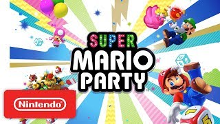 Download Super Mario Party - Launch Trailer - Nintendo Switch Video