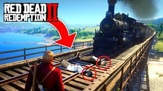 Download RED DEAD REDEMPTION 2 FAILS & FUNNY MOMENTS! #1 Video