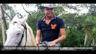 Download JAMAICA'S KINGS OF LOTTO SCAMMING: FROM BEBE TO WILLOCKS Video