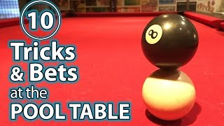 Download TOP 10 Pool TRICK Shots and PRANKS - PART 2!! Video