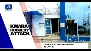 Download At Least 30 Killed In Offa Bank Robbery Pt.1 |News@10| 06/04/18 Video