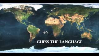 Download Guess the language: how many do you know? Video