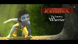 Download Little Krishna - The Legendary Warrior - English Video