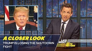 Download Trump Is Losing the Shutdown Fight: A Closer Look Video