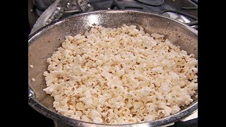 Download How to Make Alton Brown's Perfect Popcorn | Food Network Video