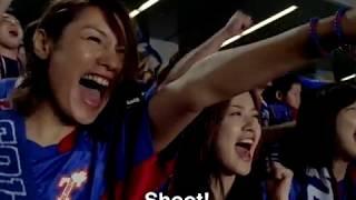 Download 2005: 'Husky girls' | Ajinomoto Stadium | Dentsu Video