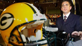 Download 21 Teams Pass on Aaron Rodgers at the 2005 NFL Draft Video