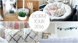 Download FRESHMAN DORM TOUR // 2016 Video