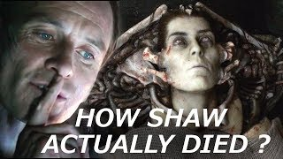 Download New Deleted Scene Reveals What David Did To Shaw and Will Do To Daniels Video