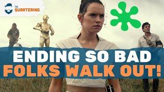 Download Star Wars DISASTER? Walk Outs Reported In Rise Of Skywalker Screenings Video