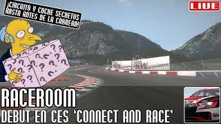 Download Más CES 'Connect and Race', pero hoy en RaceRoom (circuito y coche sorpresa) || LIVE Video