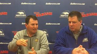 Download BB: W.B. Mason Coaches Report with Hofstra Coach John Russo (3/19/18) Video