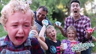 Download Water Balloon Fight Gone Wrong Video