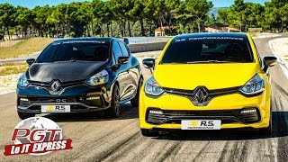 Download Comment transformer sa Clio RS en RS16 ? - RS Performance | PJT Express Video