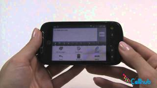 Download HTC MyTouch 3G Slide Texting, Emailing and Web Browsing Video