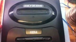 Download Sega genesis AV mod (1 of 3) Video
