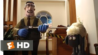 Download Shaun the Sheep Movie (2015) - Lunch Fiasco Scene (5/10) | Movieclips Video