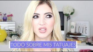 Download Dani Duke / Todo sobre mis tatuajes Video