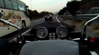Download Kawasaki ZL900 エリミネーター ~ 湾岸高速走行中 Video