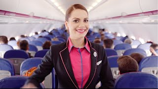 Download Become a Wizz Air Cabin Crew Video