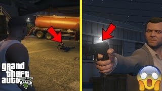 Download GTA 5 - What Happens if You DON'T SHOOT Trevor in The Final Mission (unique ending cutscene) Video
