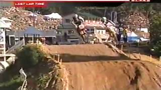 Download 2007 Millville 450cc Outdoor National (Round 9 of 12) RICKY CARMICHAEL'S FINAL MOTOCROSS NATIONAL Video