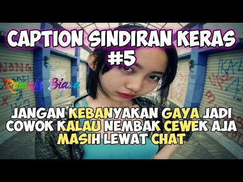 Caption Sindiran Keras (status wa/status foto) - Quotes Remaja Part 5