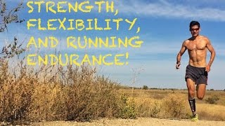 Download STRENGTH TRAINING AND STRETCHING FOR DISTANCE RUNNING?! | SAGE RUNNING Training Talk Video