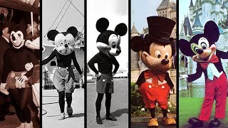 Download Evolution Of Mickey Mouse In Disney Parks! Disney Theme Park History! DISTORY Ep. 1 Video