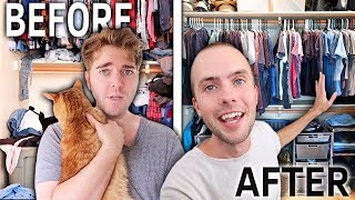 Download OUR HUGE CLOSET MAKEOVER! Video
