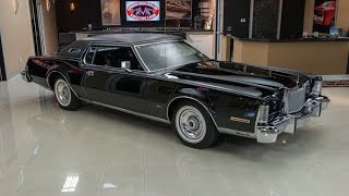 Download 1975 Lincoln Continental For Sale Video