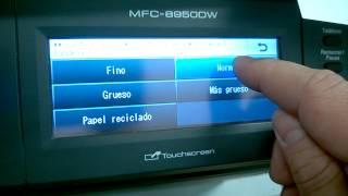 Download Brother MFC 8950 copia LGL duplex Video