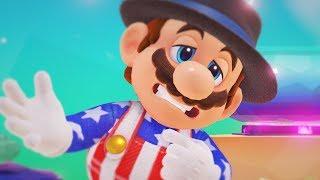 Download Lunch in Luncheon - Super Mario Odyssey Deluxe Video