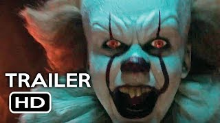 Download It Official Trailer #2 (2017) Stephen King Horror Movie HD Video