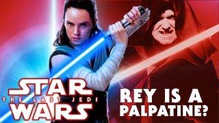 Download Last Jedi Trailer REVEALS Rey is a Palpatine? | Star Wars: The Last Jedi Speculation Video