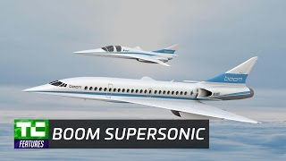 Download Boom is bringing back commercial supersonic flight Video