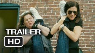 Download The Heat Official Trailer #1 (2013) - Sandra Bullock Movie HD Video