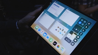 Download 10.5-inch iPad Pro and iOS 11 first look Video