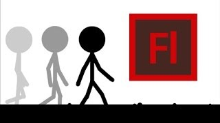 Download How To Create A Walking Stickman In Adobe Flash Using Bone Tool Video