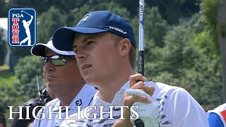 Download Jordan Spieth extended highlights   Round 2   THE NORTHERN TRUST Video