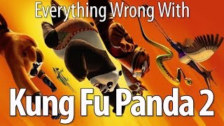 Download Everything Wrong With Kung Fu Panda 2 In 15 Minutes Or Less Video
